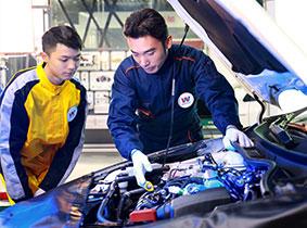 汽车电控部分的保养维修