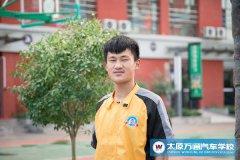 新生访谈|杨智艺:唯青春与梦想不可辜负