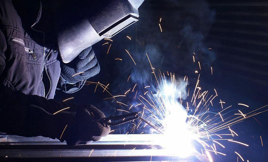 汽修专业_CO2焊专修