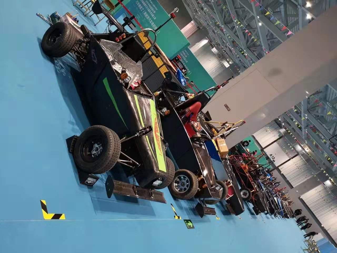 新能源汽车智能化技术项目