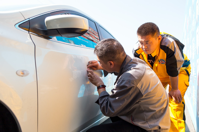 汽车美容观念的普及促进汽车美容的发展
