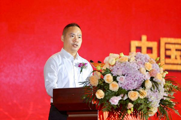 中国东方教育集团总裁许绍兵发布2020年新专业