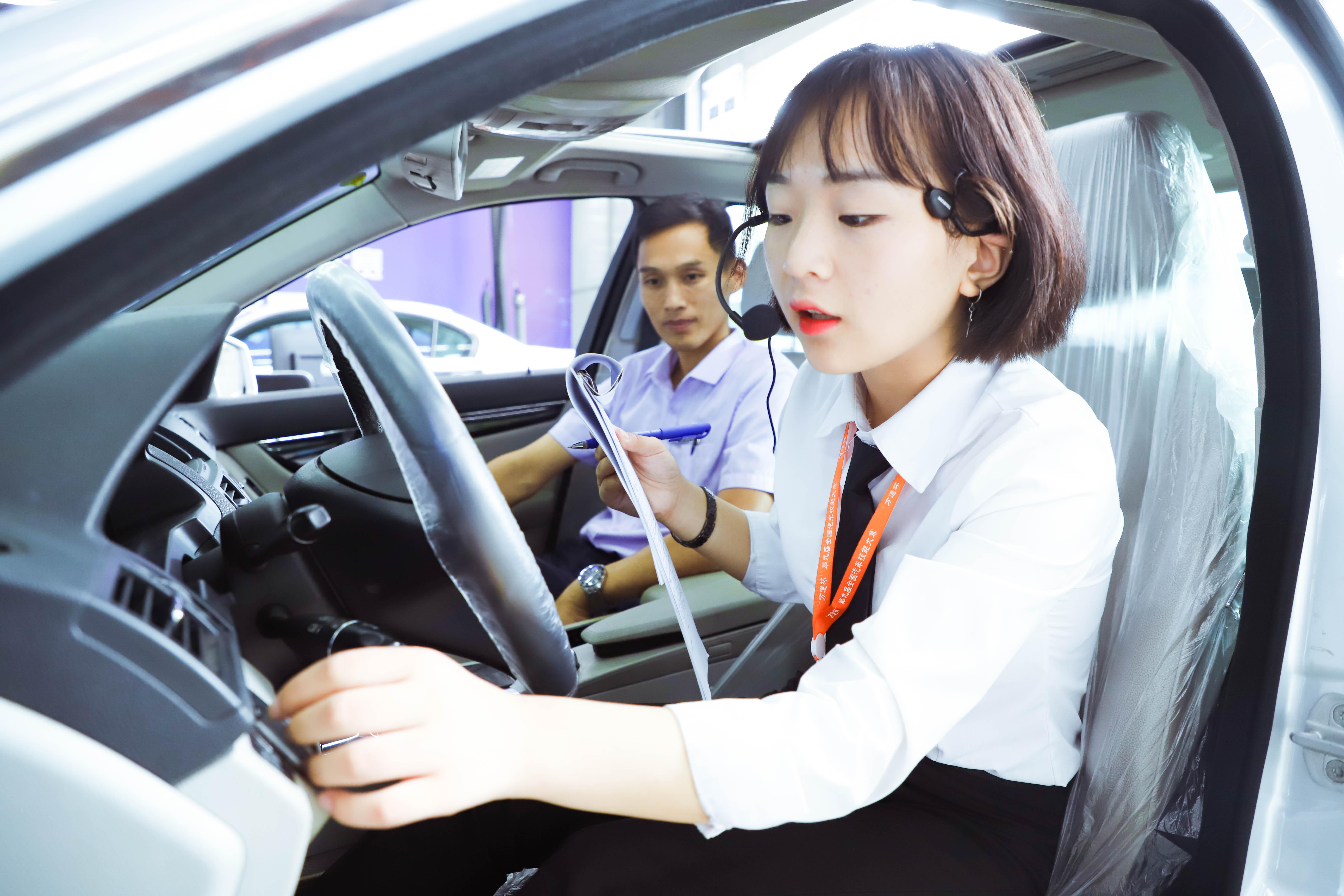 选择太原万通的5大优势_太原万通汽车学校