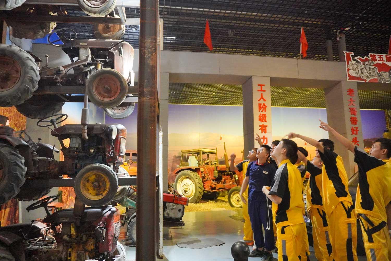 夏令营第三站——老车博物馆
