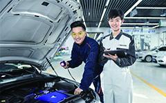 专业推荐 汽车检测与维修奔宝奥工程师