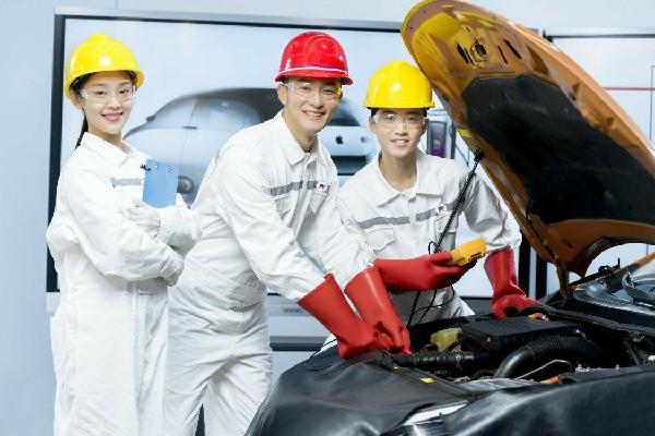 汽修专业_新能源汽车技术高级工程师