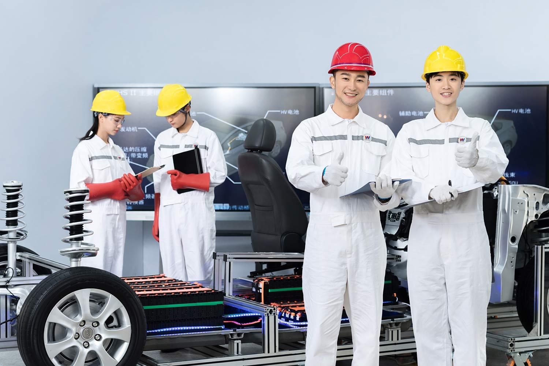 汽修专业_新能源汽车检测维修技师