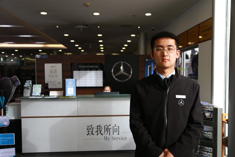 就业学子 | 安泽宇:因为喜欢,所以坚持_太原万通汽车学校