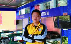 李浩杰:转学来万通,为更好的未来而来
