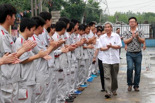 王凯明_太原万通汽修学校