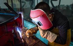 招聘求职100个短缺职业排行,焊工第11